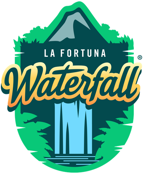 La Fortuna Waterfall Logo